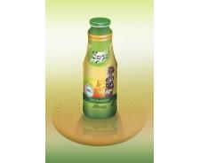 100% студено пресован сок ябълка - бутилка 1L
