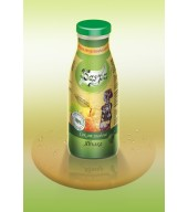 100% студено пресован сок ябълка, с леко кисел привкус - бутилка 0,250 ml
