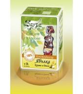 """100% студено пресован сок ябълка, круша и дюля - кутия """"Bag&box"""" 3L"""