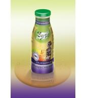 100% студено пресован сок ябълка и синя слива - бутилка 0,250 ml